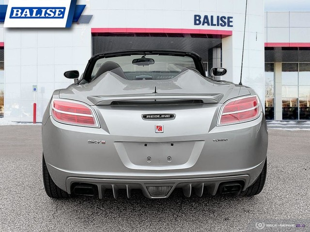 Pre-Owned 2008 Saturn Sky Red Line