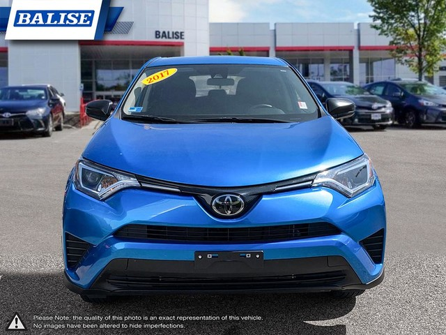 Pre Owned 2017 Toyota Rav4 Le All Wheel Drive