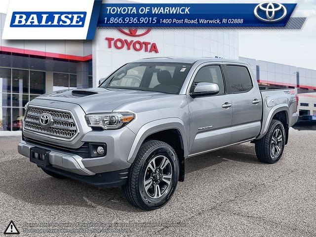 Pre Owned 2017 Toyota Tacoma Double Cab Trd Sport