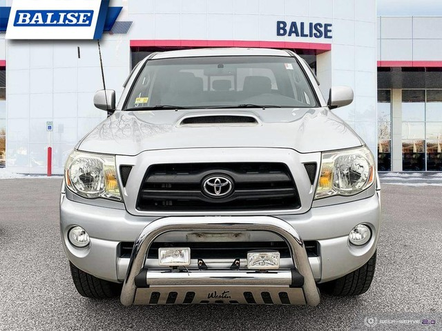 Pre-Owned 2008 Toyota Tacoma 4WD Double Cab TRD Sport