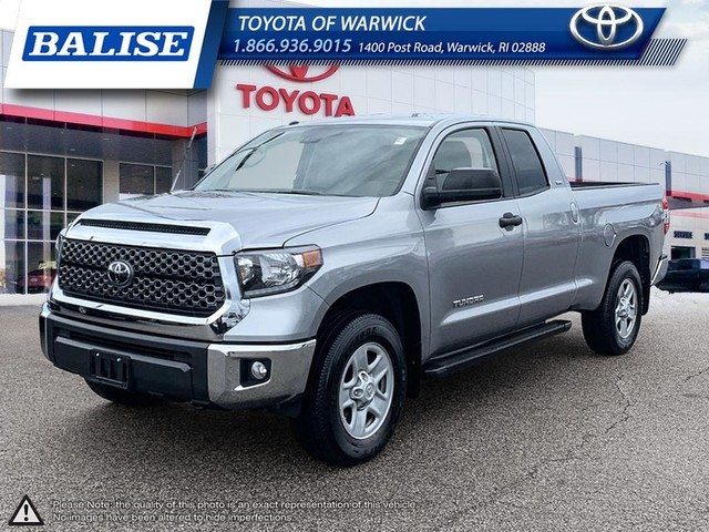 Pre-Owned 2019 Toyota Tundra 4WD Double Cab SR5