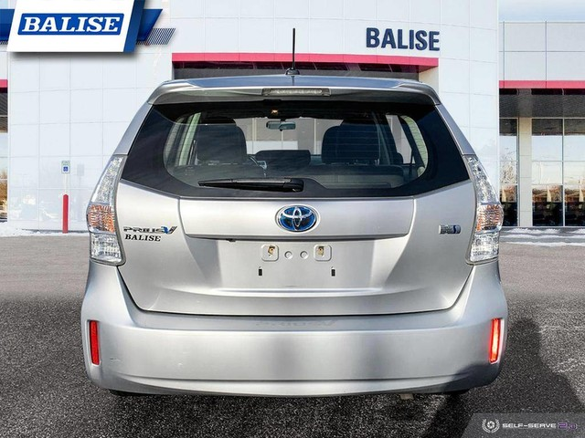 Pre-Owned 2012 Toyota Prius v Three