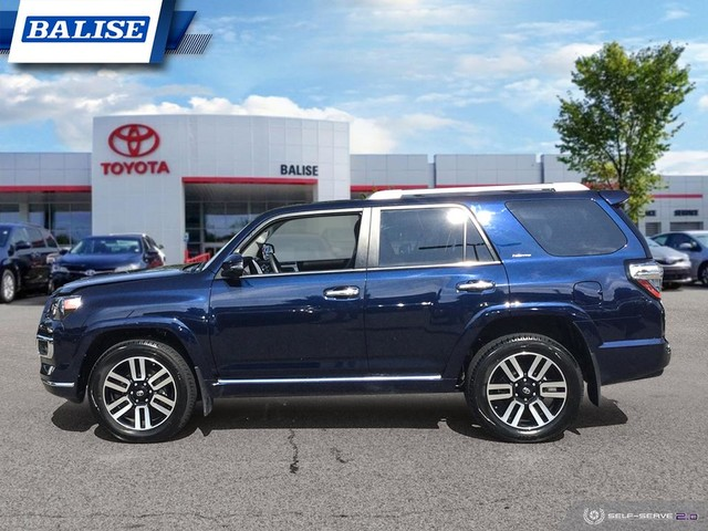 Pre-Owned 2019 Toyota 4Runner Limited