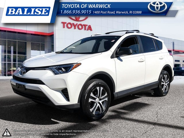 All Wheel Drive Pre Owned 2016 Toyota Rav4 Le