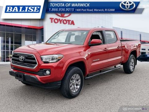 Pre-Owned 2016 Toyota Tacoma Double Cab Long Bed SR5