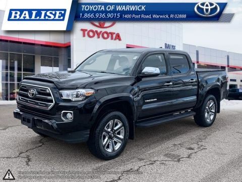 Pre-Owned 2017 Toyota Tacoma Double Cab Limited