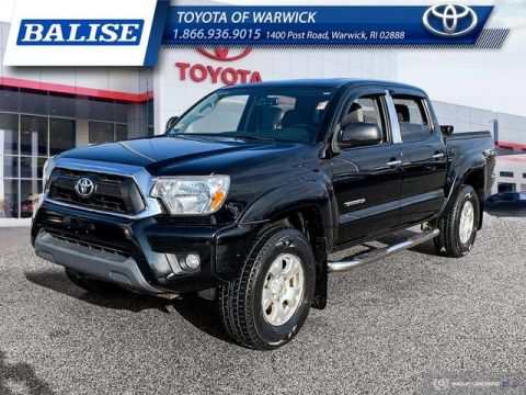 Pre-Owned 2013 Toyota Tacoma 4WD Double Cab Off Road