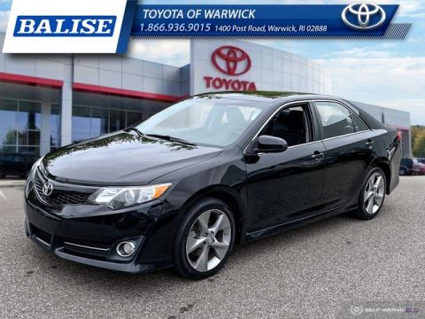 Pre-Owned 2012 Toyota Camry SE Limited Edtion